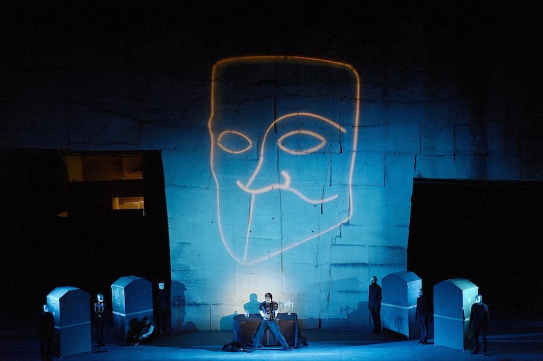 Don Giovanni au Festival de Lacoste en 2012