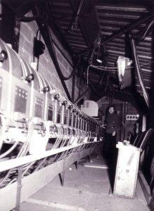 Jeu d'orgue à résistance Fiat Lux, début des années 60