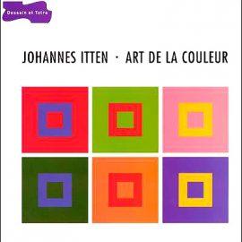 Art de la couleur de Johannes Itten