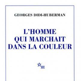 L'HOMME QUI MARCHAIT DANS LA COULEUR de Georges Didi-Huberman